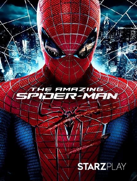 StarzPlay - The Amazing Spider-Man