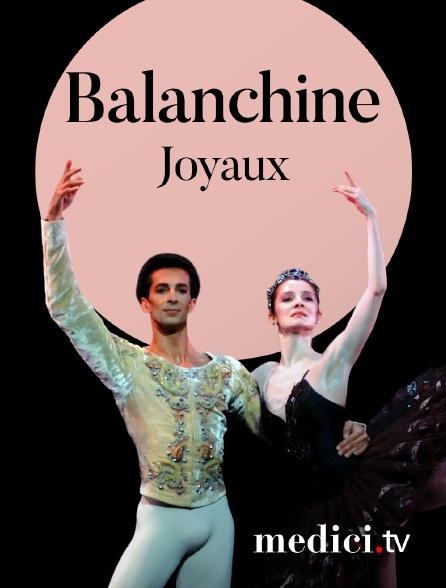 Medici - Joyaux, Balanchine - Musique de Fauré, Stravinsky et Tchaïkovski - Ulyana Lopatkina, Igor Zelensky, Irina Golub, Corps de Ballet du Théâtre Mariinsky - Théâtre Mariinsky