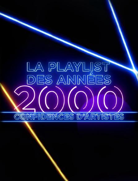 La playlist des années 2000