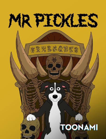 Toonami - Mr pickles