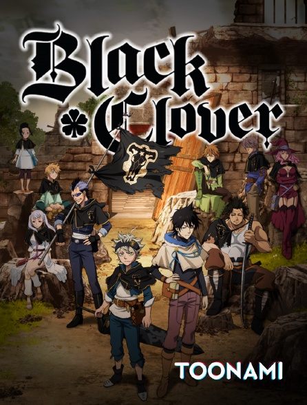 Toonami - Black Clover