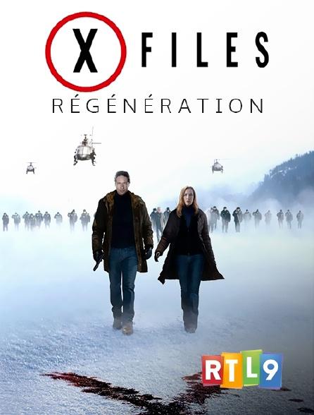 RTL 9 - X-Files : régénération
