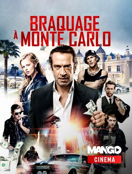 MANGO Cinéma - Braquage à Monte-Carlo