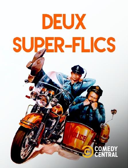 Comedy Central - Deux super-flics