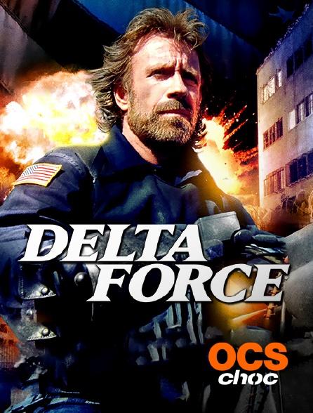 OCS Choc - Delta Force