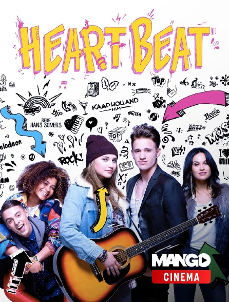 MANGO Cinéma - Heart Beat (Hart Beat)