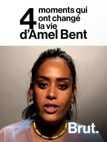 Brut - 4 moments qui ont changé la vie d'Amel Bent