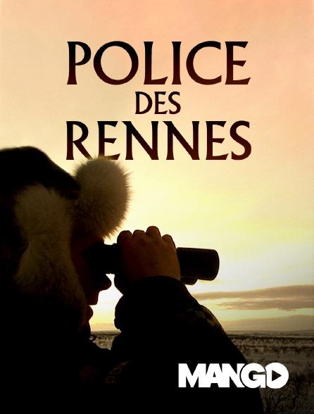 Mango - Police des rennes
