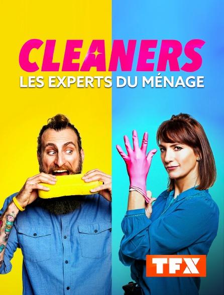 TFX - Cleaners les experts du ménage