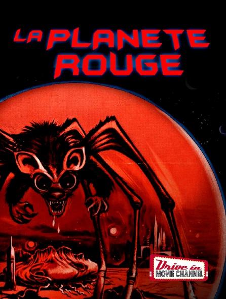 Drive-in Movie Channel - La planète rouge
