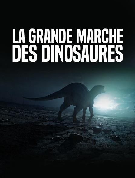La grande marche des dinosaures