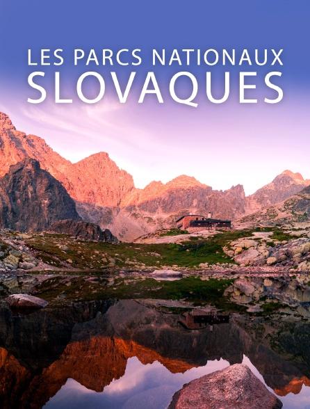Les parcs nationaux slovaques