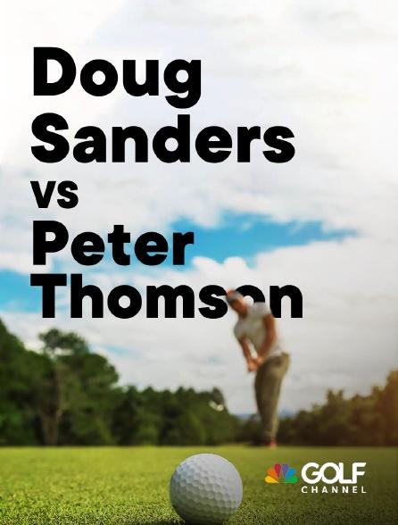 Golf Channel - Doug Sanders v Peter Thomson