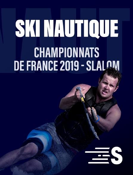 Sport en France - Ski Nautique Slalom - Championnats de France 2019