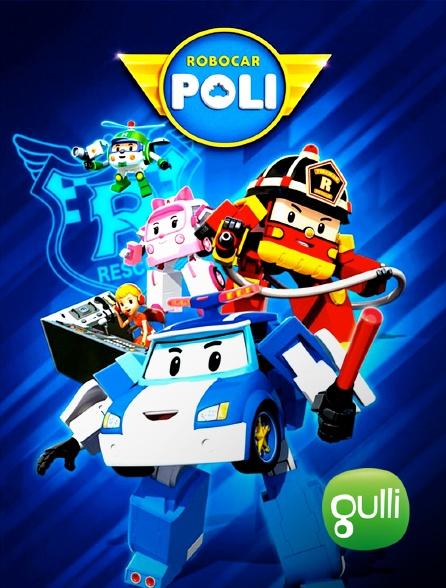 Gulli - Robocar Poli, à la rescousse de Vroum Ville