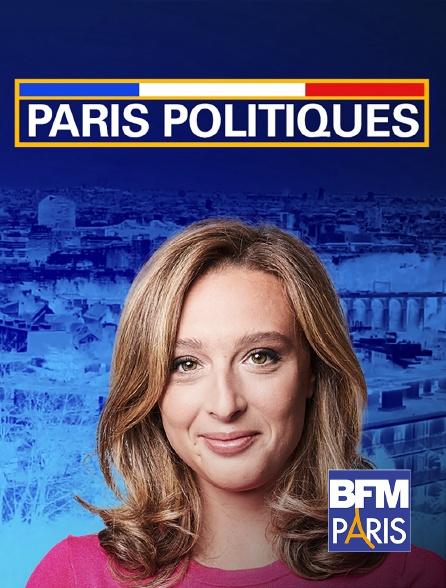 BFM Paris - Paris politiques