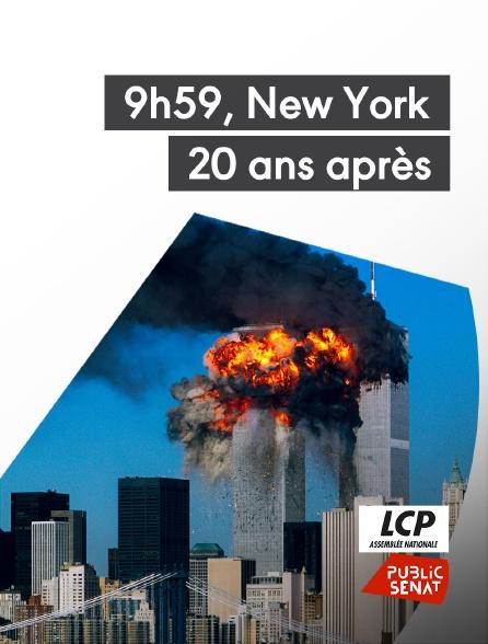LCP Public Sénat - 9h59, New York 20 ans après