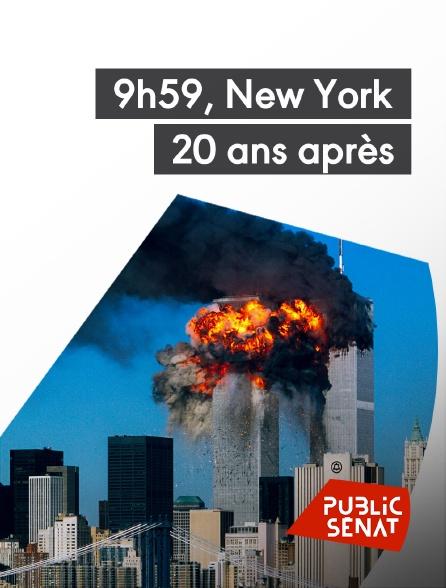 Public Sénat - 9h59, New York 20 ans après