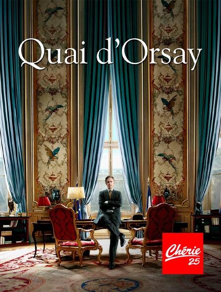 Chérie 25 - Quai d'Orsay