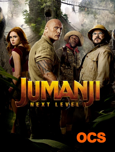 OCS - Jumanji : The Next Level