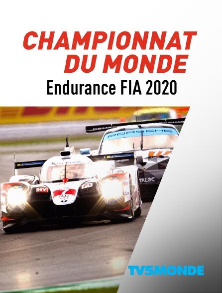 TV5MONDE - Automobilisme : Championnat du monde d'endurance FIA