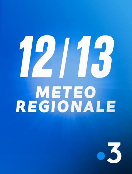 France 3 - 12/13 : Météo régionale