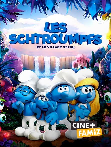 Ciné+ Famiz - Les Schtroumpfs et le village perdu
