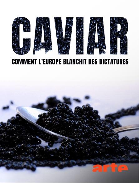 Arte - Caviar - Comment l'Europe blanchit des dictatures