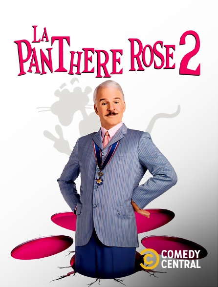 Comedy Central - La Panthère rose 2