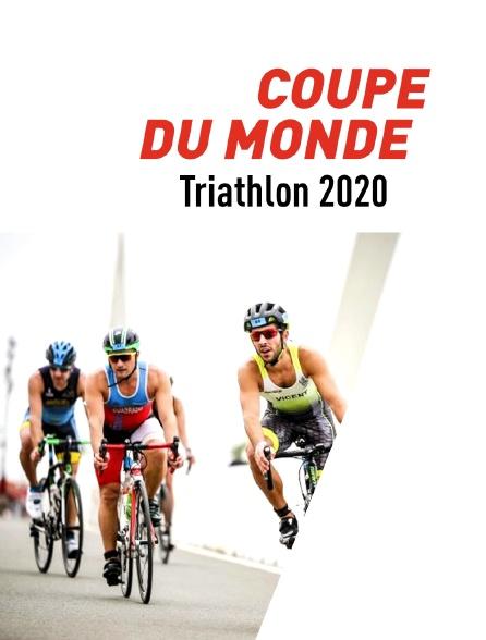Triathlon : Coupe du monde 2020 (Valence)