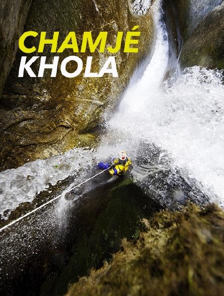 Chamje Khola