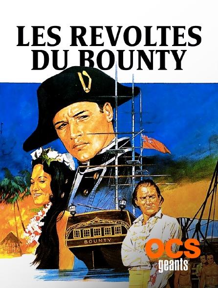 OCS Géants - Les révoltés du Bounty