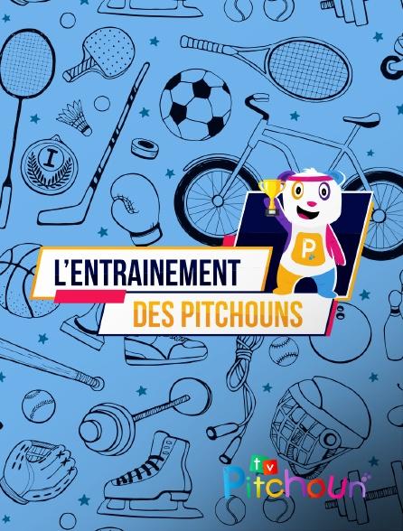 TV Pitchoun - L'entraînement des Pitchouns