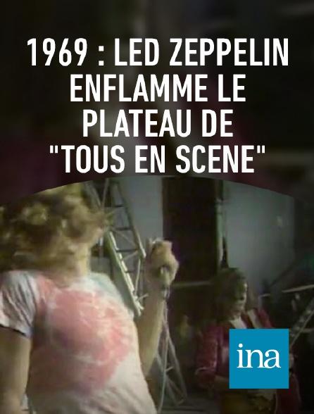 INA - Led Zeppelin : Communication breakdown