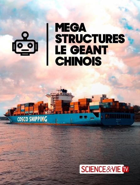 Science et Vie TV - Mégastructures : Le géant chinois