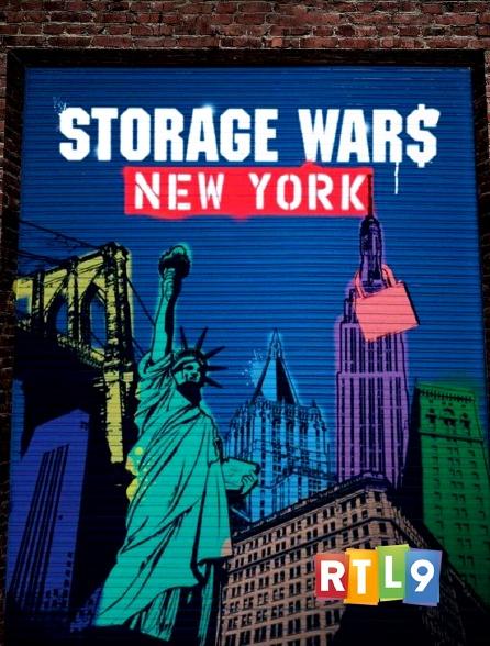 RTL 9 - Storage Wars : New York