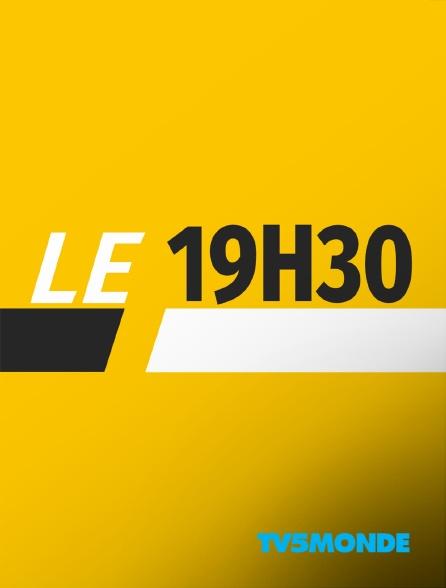 TV5MONDE - Le 19h30