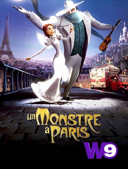 W9 - Un monstre à Paris