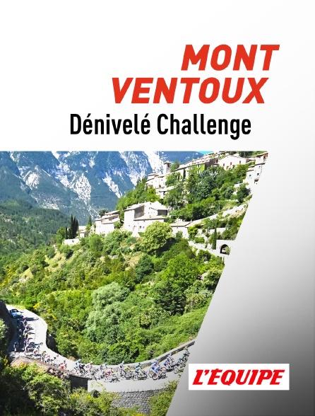 L'Equipe - Mont Ventoux Dénivelé Challenge