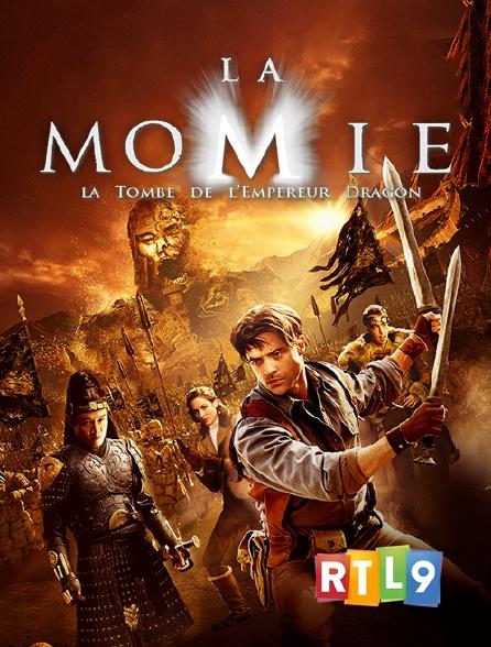 RTL 9 - La momie : la tombe de l'empereur dragon