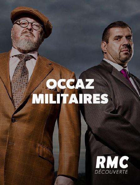 RMC Découverte - Occaz militaires