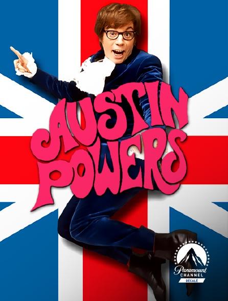 Paramount Channel Décalé - Austin Powers