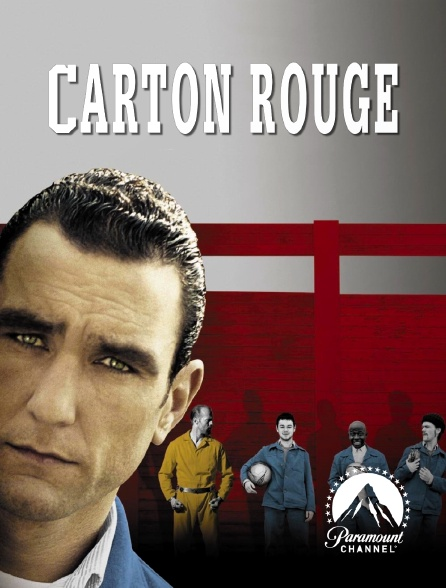 Paramount Channel - Carton rouge