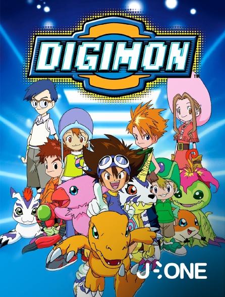 J-One - Digimon Adventure