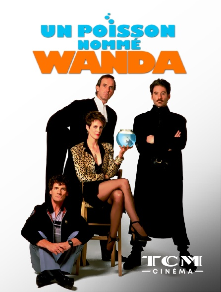 TCM Cinéma - Un poisson nommé Wanda
