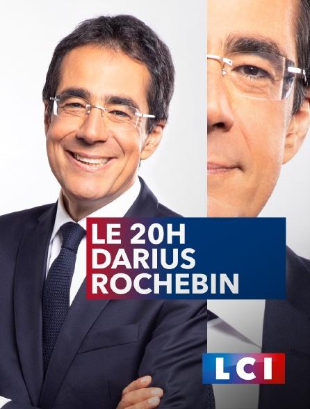 LCI - Le 20H Darius Rochebin