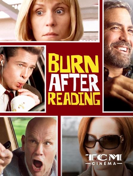 TCM Cinéma - Burn After Reading