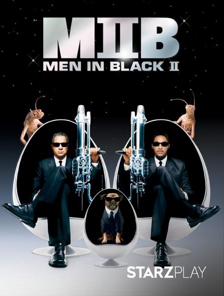 StarzPlay - Men in Black II