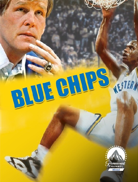 Paramount Channel Décalé - Blue Chips