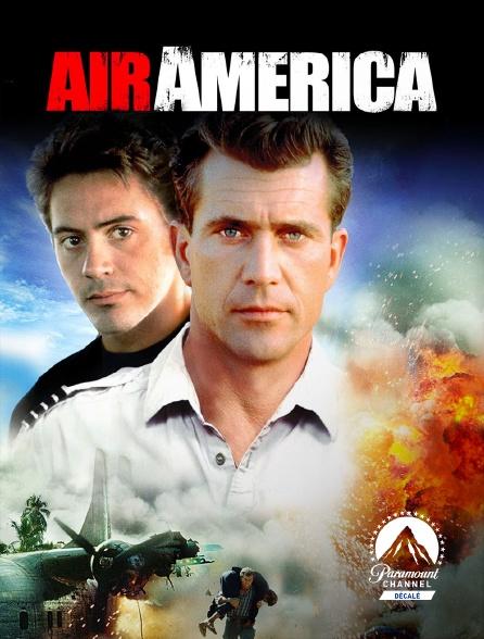 Paramount Channel Décalé - Air America